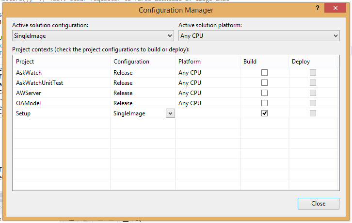 AutoSetupConfigurationManager