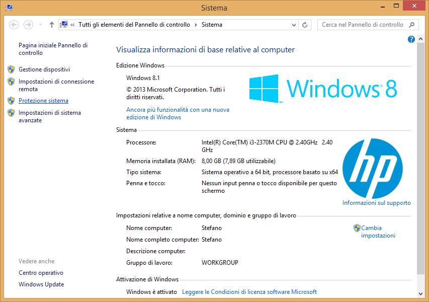 WindowsSystem