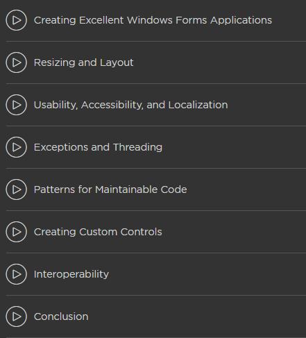 WindowsFormsBestPractices